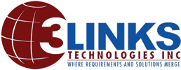 3 Links Technologies Logo